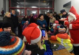 Nikolausfest der Feuerwehr 2014
