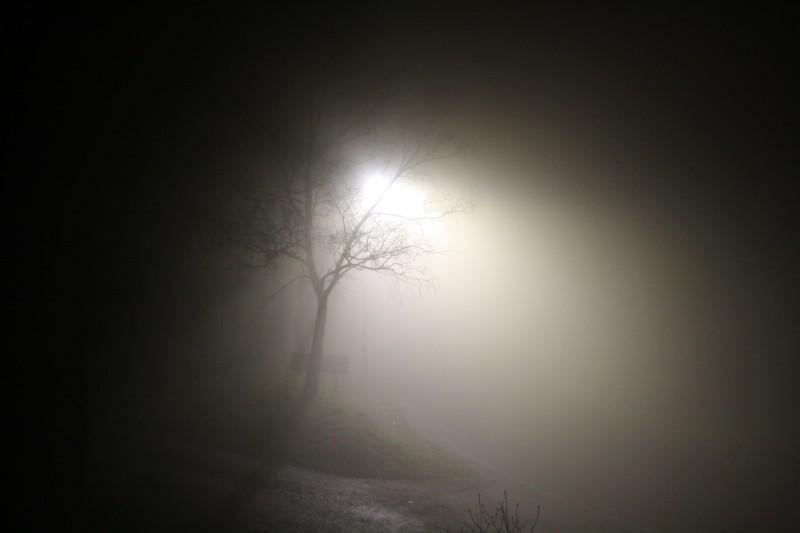 Silvester 2015 - Unglinghausen im Nebel