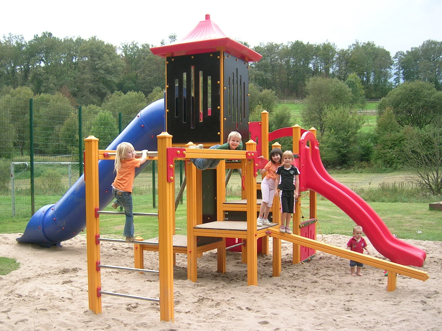 Spielplatz Niederdorf | Unglinghausen.de